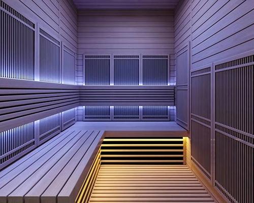 桑拿房、光波房远红外无电磁辐射发热板