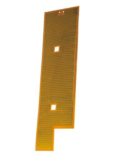 PI金属蚀刻电热膜
